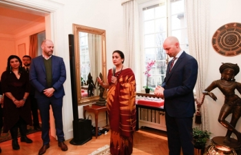 Business Networking event on the Sucess of Make In India: Sweden 2017