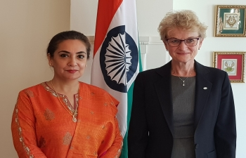 India and Sweden sign MoU on Intellectual Property