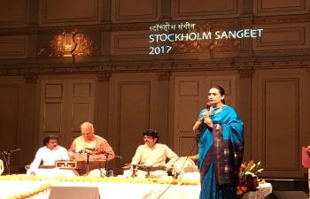 Stockholm Sangeet Festival 2017