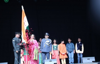 India Celebrates 71st Independence Day in the heart of Stockholm