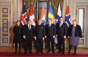 Joint Press Statement from the Summit between India and the Nordic Countries