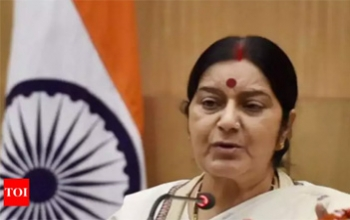 EAM's Message on Passport Seva Divas 2018
