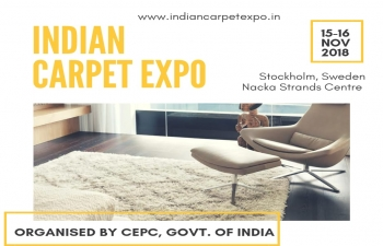 Indian Handmade Carpet Exhibition - Stockholm, Sweden