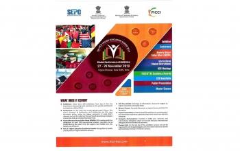 The Higher Education Summit & Exhibition 2019 at Vigyan Bhavan, New Delhi from November 27-29, 2019