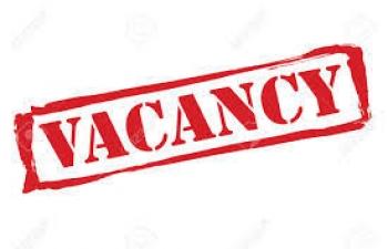 Vacancy for the post of Clerk/Typist