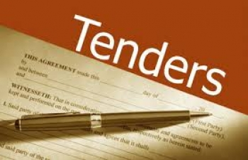 Tender notice for works/services at the Embassy of India, Stockholm